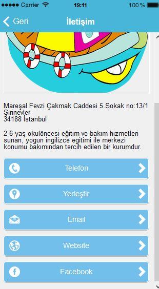 iletisim Mobil Uygulama Merkezi
