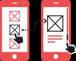 Mobil Uygulama Ana Ekran İcon Yerleşimi