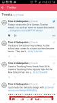 Twitter Sayfası Eklemek, Mobil Uygulamaya Twitter Sayfası Eklemek