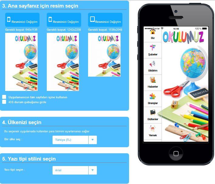 Mobil Uygulama Yapma Sitesi, Android Uygulama Yapma Sitesi, iOS Uygulama Yapma Sitesi, iPhone Uygulama Yapma Sitesi, Google Play Uygulama Yapma Sitesi
