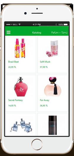Mobil Uygulama Katalog Özelliği, Mobil Uygulama Ürün Ekleme, Mobil Uygulama Menü Ekleme, Mobil Uygulama Ürün Kataloğu Ekleme