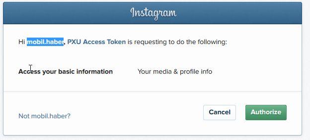 Instagram Hesabınızı Mobil Mobil Uygulamaya Entegre Etmek, mobil uygulama instagram albümü, mobil uygulamaya instagram hesabı eklemek basit ve hızlıdır