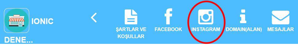 Instagram Hesabınızı Mobil Mobil Uygulamaya Entegre Etmek, instagram access token oluşturma, instagram mobil uygulama API oluşturma basit ve hızlıdır