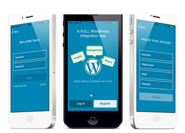 Wordpress Mobil Uygulama Yapma